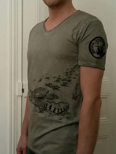 Kanumera-t-shirt